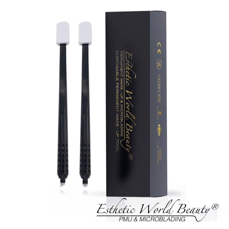 Disposable Microblading Pen #14F #18U Box/5 Pcs.