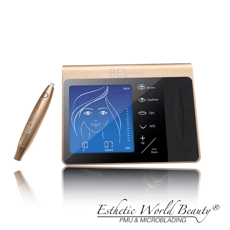 Gold Permanent Make-up Digital Machine Cheap Price Amazon