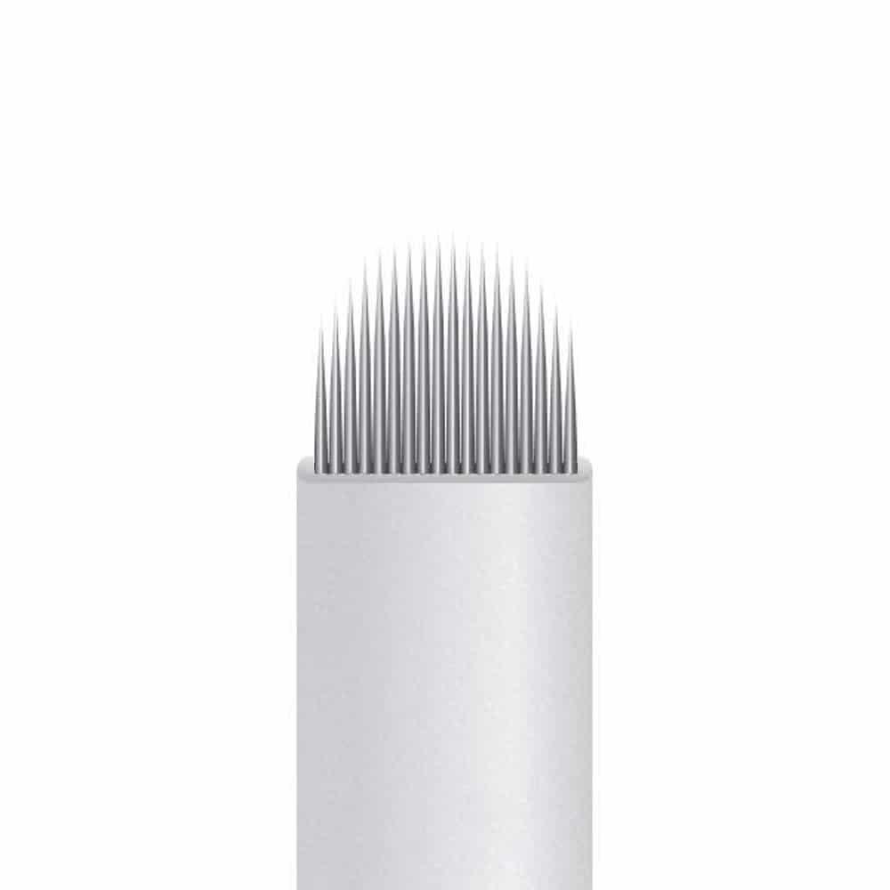 18U - 0.18mm Microblading Needles