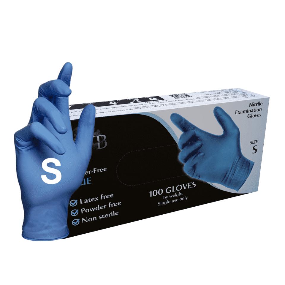 S (Small) Blue 100 Pcs