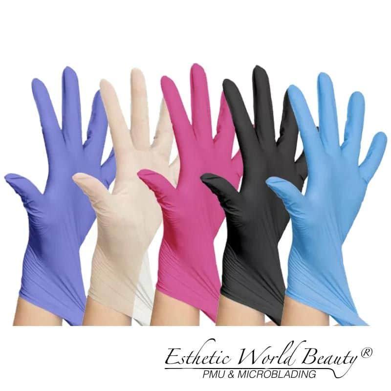 Nitrile Medical Gloves 100/200 Pcs best cheap buy online shop amazon best