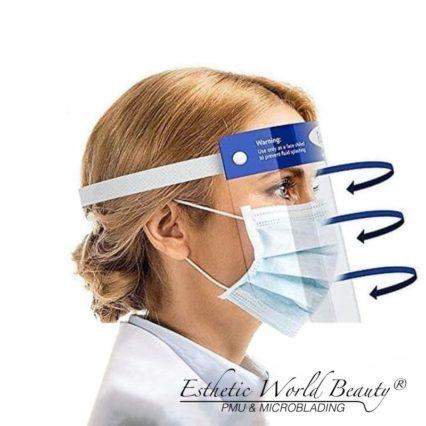 Protective Anti-Fog Face Shield Mask