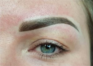 Shading and Ombre Eyebrows