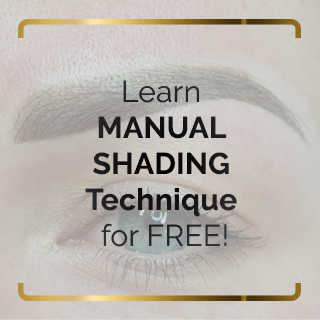 Microblading Fundamental Training - Manual Shading Technique free best